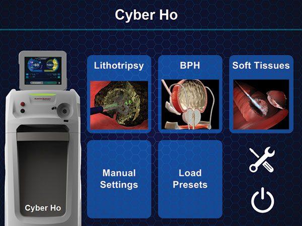 CyberHo Menu