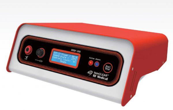 VeinCLEAR - sistem de ablatie termica endovenoasa prin radiofrecventa