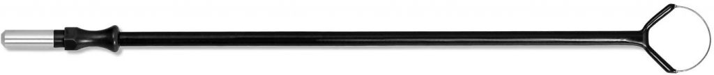 Electrod tip semicerc – Ø15mm – reutilizabil