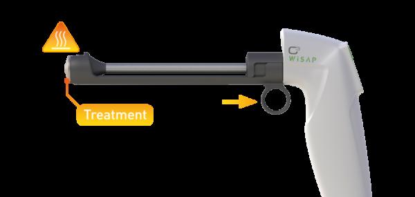 WISAP-C3-Coagulator